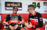Test SBK Australia 2015, day 1: Alex Lowes vola in testa, Giugliano… a terra