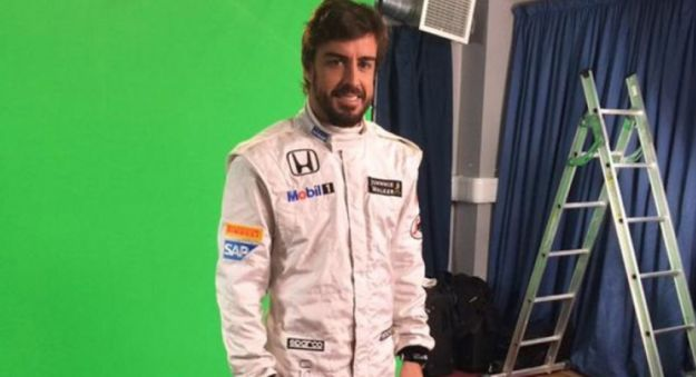 Alonso in McLaren