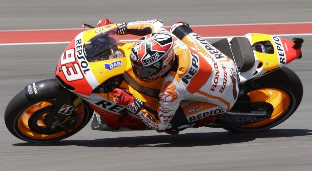 Texas MotoGP, prove libere
