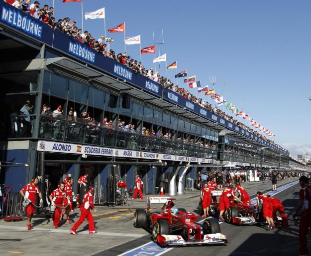 GP Australia F1 2013: due zone Drs; cosa attendersi dalla Williams? [FOTO]