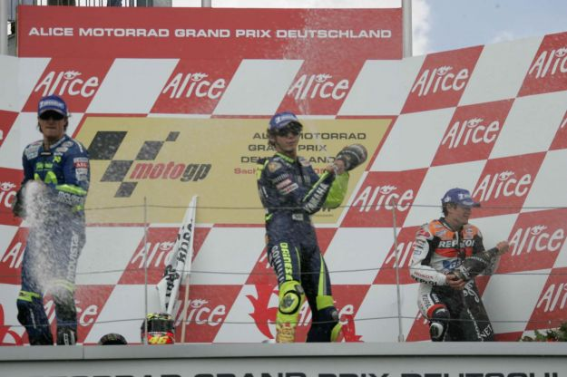 sachsenring germania 2005
