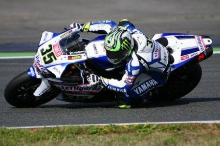 Crutchlow Magny Cours 10 c