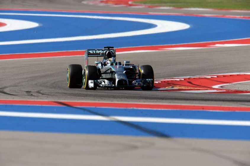 GP USA F1 2014 ad Austin, le qualifiche