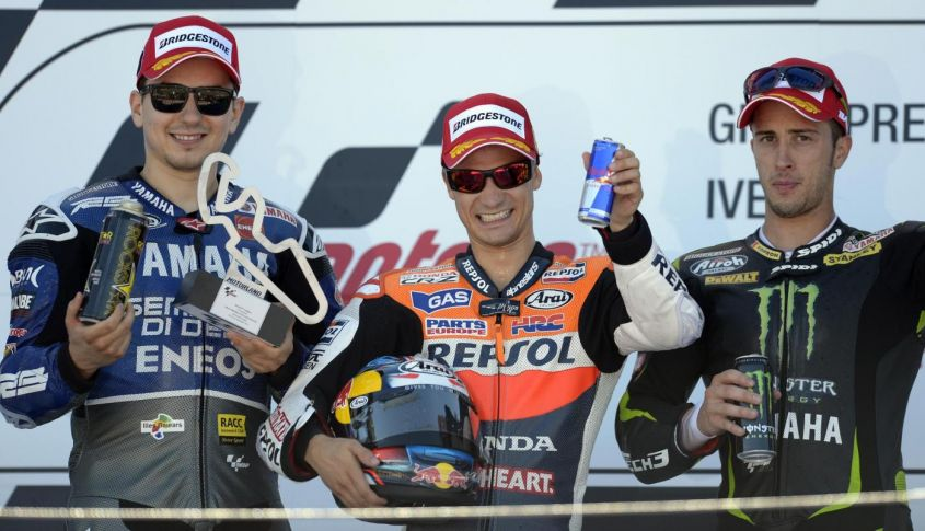 Motomondiale GP Aragon 2012   La gara