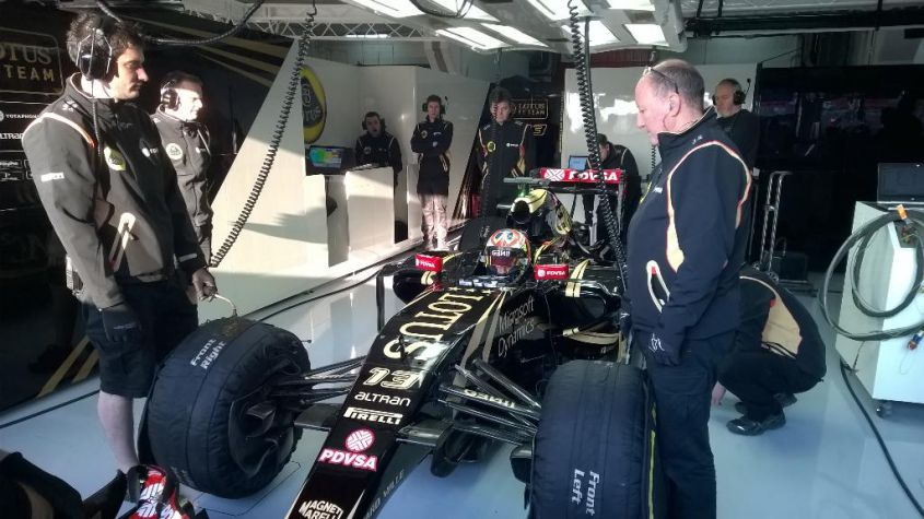 Test Barcellona F1 2015 (4)