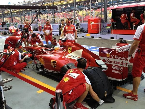 alonso box singapore 2013