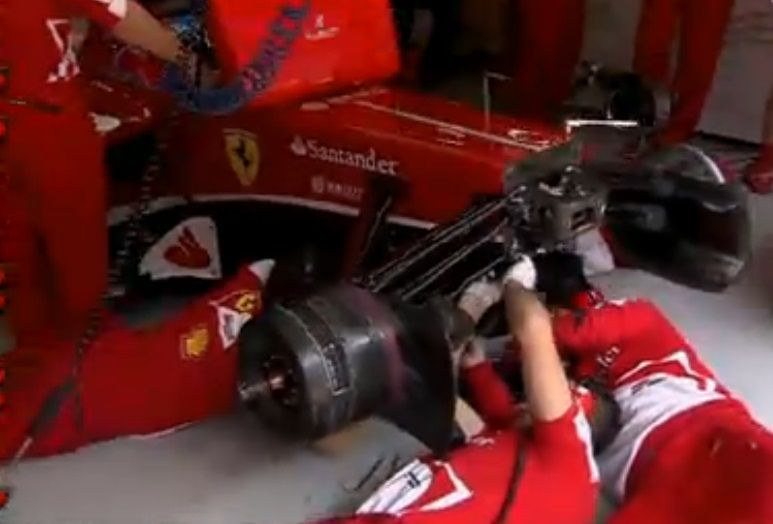 alonso modifiche turning vanes