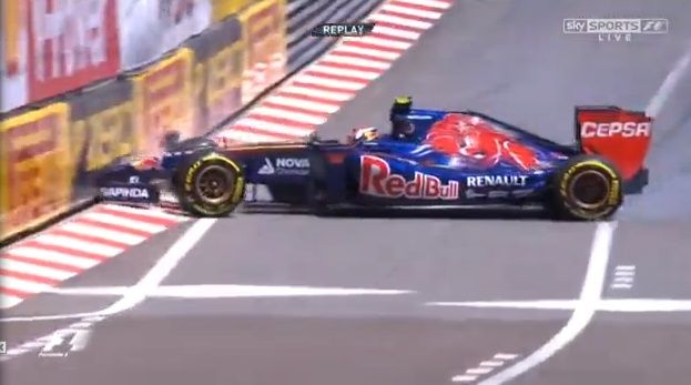 kvyat qualifiche gp monaco