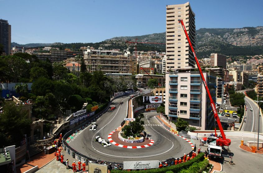 F1 Grand Prix of Monaco   Race