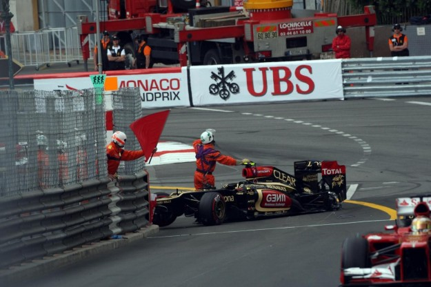 GP Monaco F1 2013, qualifiche - 01