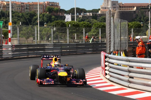 GP Monaco F1 2013, qualifiche - 09
