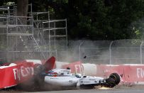 GP Canada F1 2014 col botto, il crash tra Massa e Perez [VIDEO INCIDENTE]