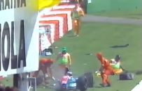 Barrichello e l'incidente a Imola 1994: un miracolato [FOTO e VIDEO]