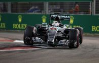 GP Singapore F1 2015, qualifiche Mercedes. Hamilton e Rosberg senza grip