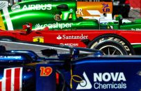 Calendario F1 2015: team contro i 22 GP in stagione
