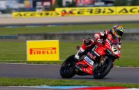 SBK Germania 2017, risultati Superpole: Sykes fa la pole position, Rea e Savadori in prima fila