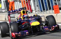 GP Corea F1 2013, lotta Red Bull-Mercedes per la pole position