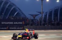 GP Singapore F1 2014: Red Bull, bottino pieno. Vettel e Ricciardo a podio