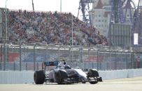 GP Russia F1 2014, Williams: Bottas a podio, Massa bloccato dal traffico