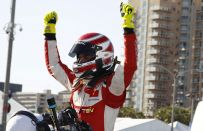 Formula E Long Beach 2015: Piquet Jr emula papà Nelson e vince in California [FOTO]