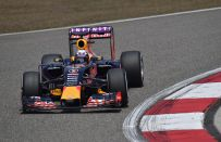 GP Cina F1 2015, prove libere Red Bull e Williams. La sorpresa Ricciardo