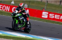 SBK Donington 2017, risultati e classifiche Superpole: Sykes fa la pole position davanti a Rea e Davies