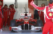 F1 2011, test a Valencia: seconda giornata ad Alonso