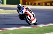 Superbike 2012, test Philip Island day 1: Checa al comando, bene gli italiani
