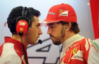 "GP Singapore F1 2014, Ferrari: ""Notevoli differenze tra le due mescole"""