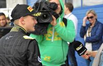 Mick Schumacher: incidente in F4 con mano fratturata [VIDEO]