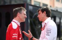 "F1 News, Mercedes pigliatutto vuole Allison! Lowe:""Ferrari? No"""