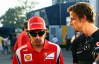 F1, Button: io in Ferrari? Voci esilaranti