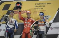 Motogp Qatar: Jorge Lorenzo in pole position