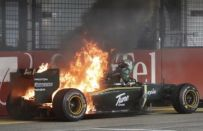F1, Lotus rompe con Cosworth