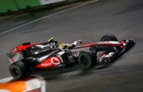 F1 a Singapore: McLaren non spacciata
