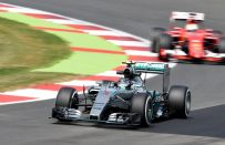 F1 2015: power unit Ferrari a 2 decimi da quella Mercedes