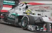 GP Cina F1 2012, qualifiche: Rosberg in pole position, Ferrari 9a con Alonso
