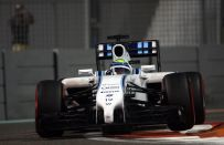 GP Abu Dhabi F1 2014, Williams sugli scudi: Massa e Bottas sorridono