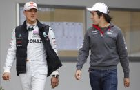 F1 2013, ultima follia: Sauber sogna Schumacher! Perez in Mercedes?