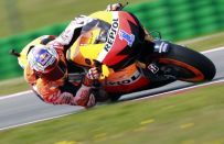 MotoGP Germania Sachsenring 2012: Stoner comanda nel warm-up