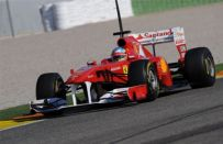F1 2011, test a Valencia: resoconto 1a giornata