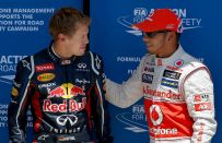 GP Belgio F1 2012: Vettel e Hamilton all'assalto di Alonso