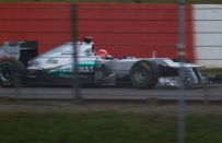 Video on board nuova Mercedes AMG W03