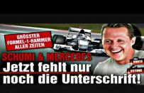 Michael Schumacher: imminente test con una Honda F1 del 2007