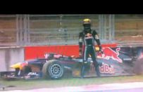F1, Red Bull difende Webber per l'incidente in Corea