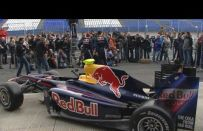 F1 News: Red Bull RB5, esordio a Jerez