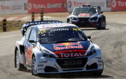 Rallycross Inghilterra: Peugeot a caccia del successo a Lydden Hill
