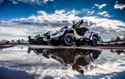 Silk Way Rally 2017, tappa 3: Peugeot ancora in testa