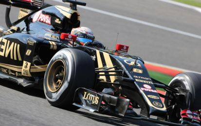 GP Belgio F1 2015: ruggisce Grosjean, Williams beffa Bottas