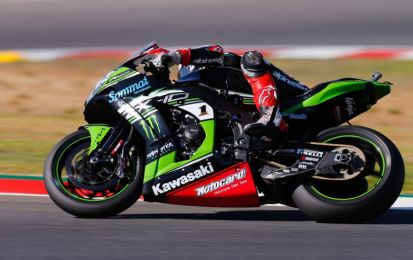SBK Portimao 2017 superpole: risultati e classifica, pole position per Jonathan Rea